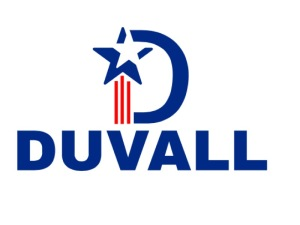 Duvall for PA logo